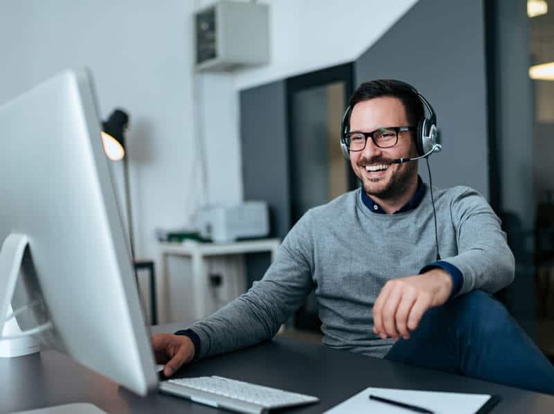 Wir beraten Sie gerne - egal ob online, telefonisch oder vor Ort