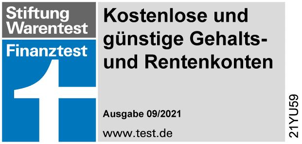 PSD GiroDirekt - Ausgezeichnet durch die Stiftung Warentest!